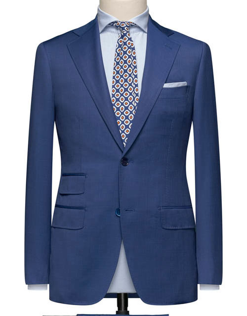American custom suits by Hall Madden