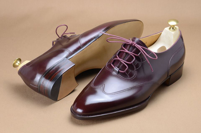 Japanese made-to-measure and bespoke shoes by Hiro Yanagimachi