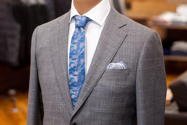 American custom suits by Houndstooth