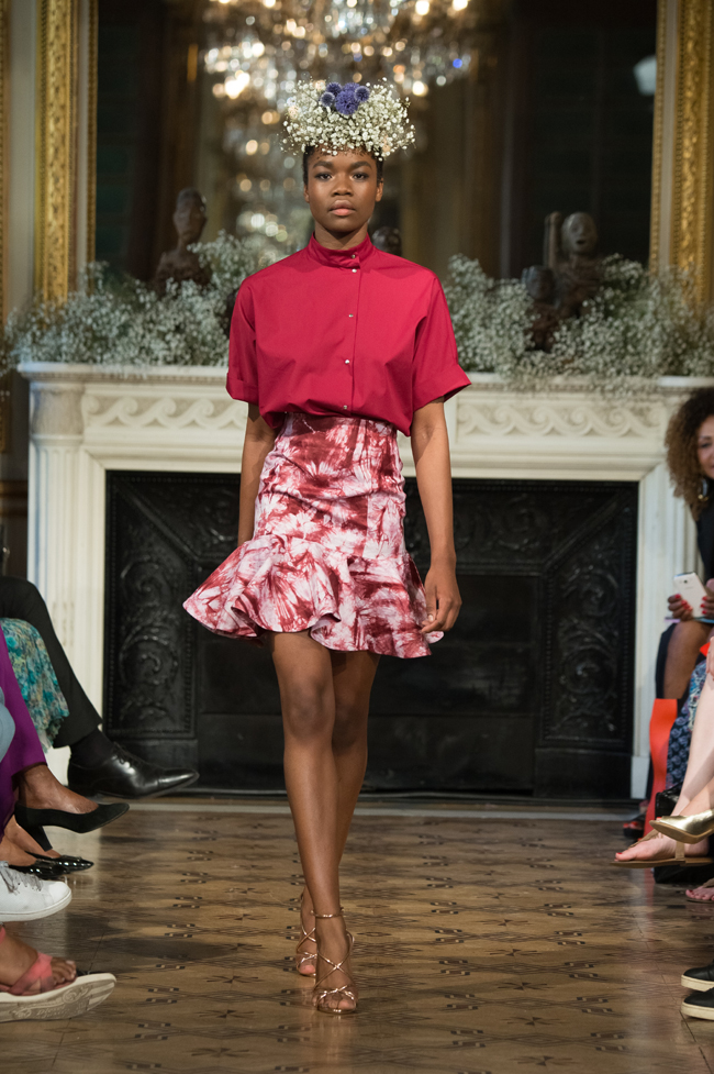 Imane Ayissi Spring/Summer 2018 collection