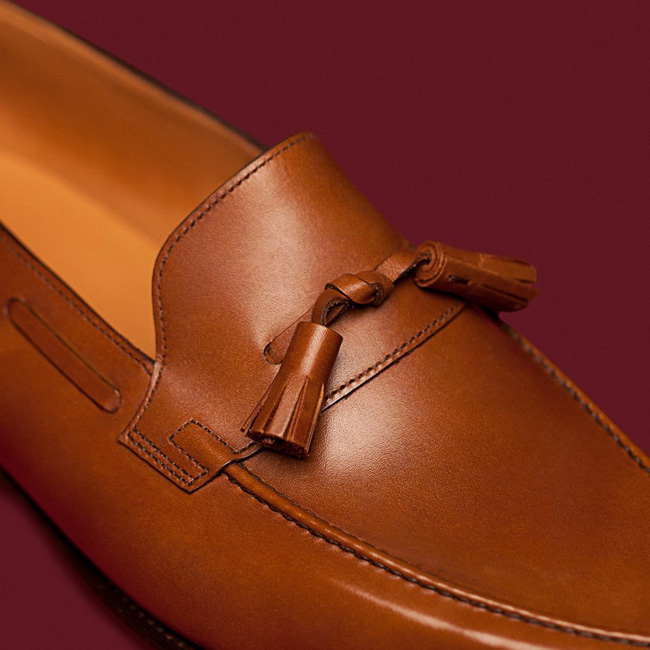 John Lobb - bespoke men's shoes from UK