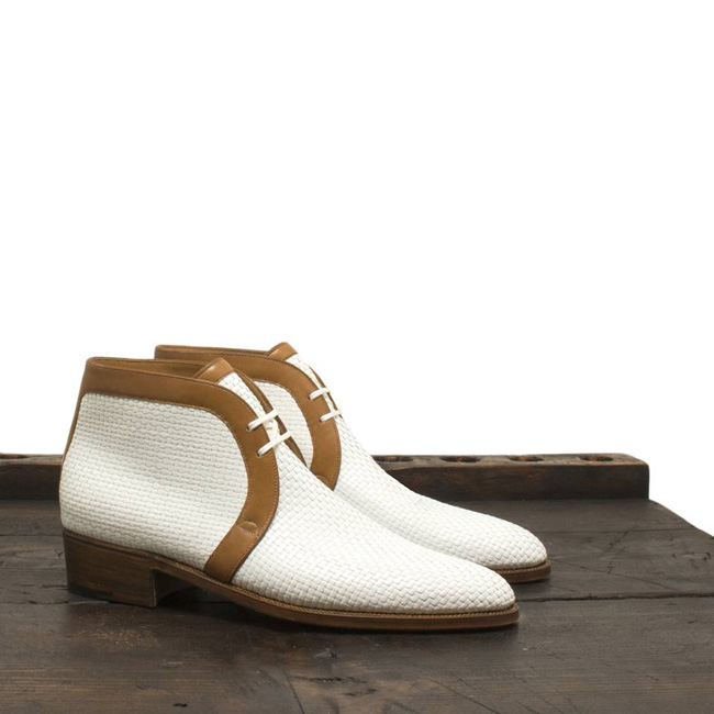 John Lobb - bespoke men's shoes from UK