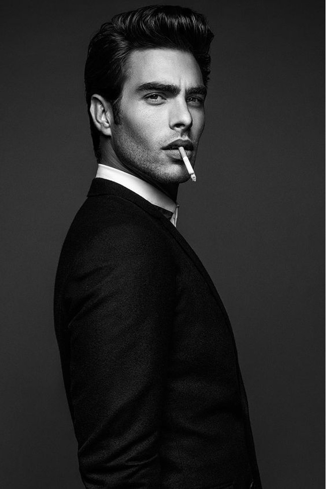 Jon Kortajarena - Spanish male model and actor