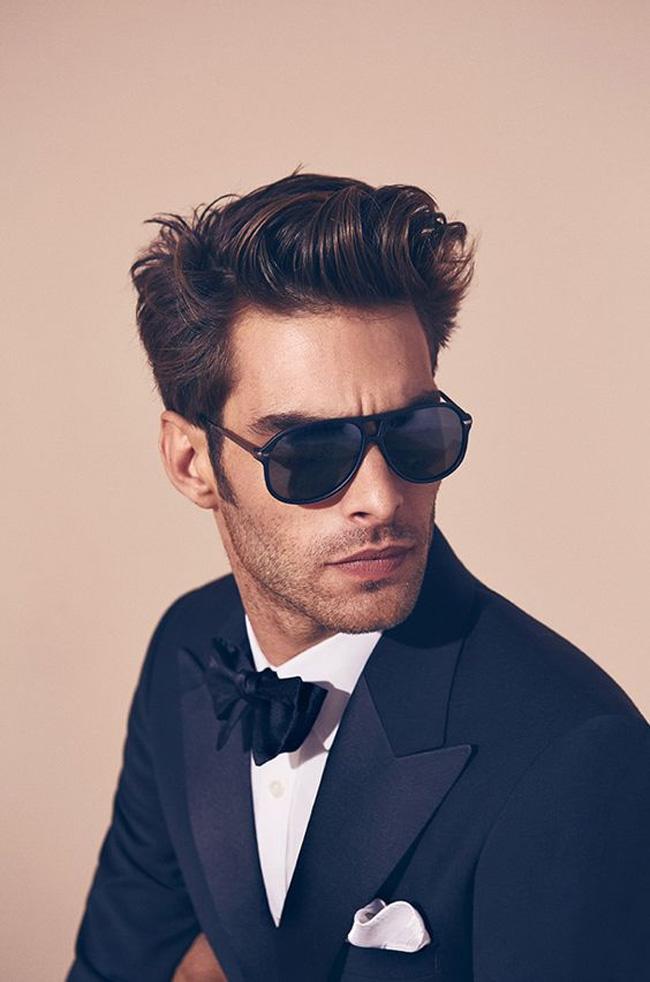 Jon Kortajarena - Spanish male model and actor