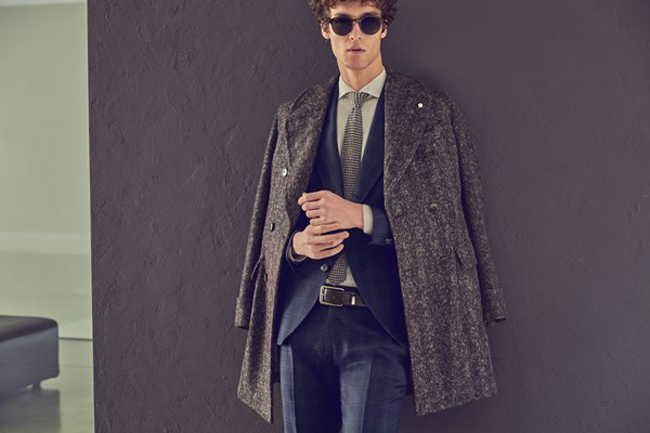 Luigi Bianchi Mantova Fall/Winter 2017-2018 collection