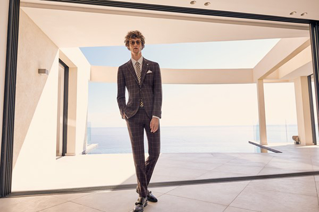 Luigi Bianchi Mantova Campaign for the Spring Summer 2018