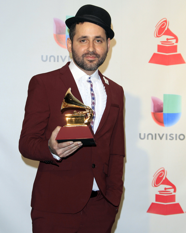 Best dressed men at the Latin Grammy Awards 2017