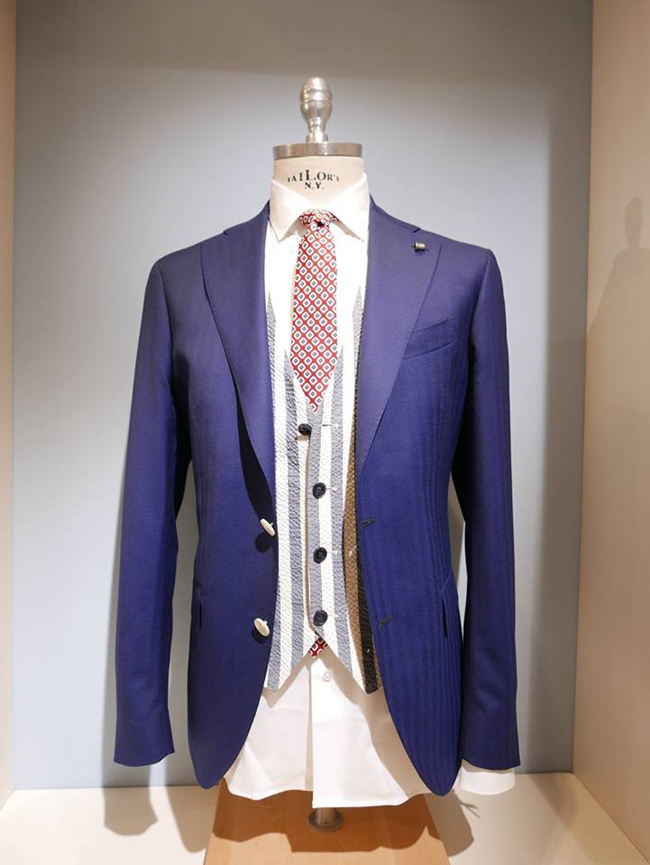 Sartoria Latorre Spring/Summer 2018 collection