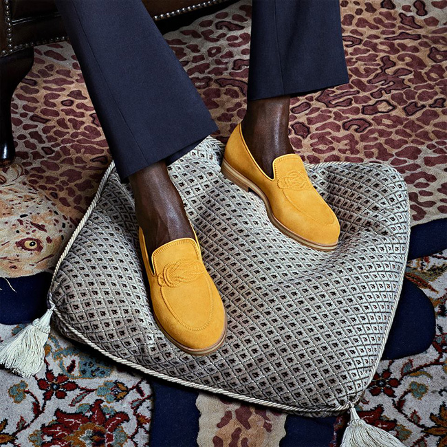 Christian Louboutin Slip on shoes
