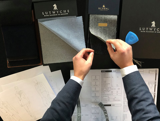 Lutwyche -  luxurious hand-crafted menswear