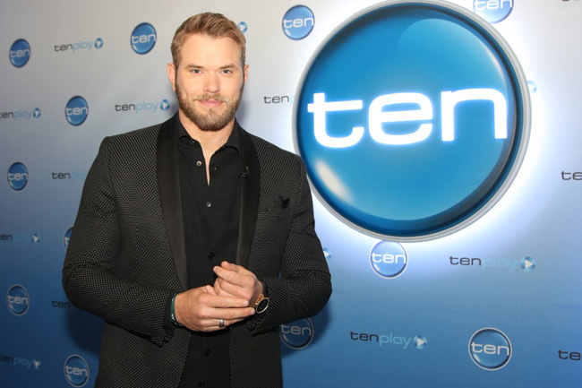 Celebrities' style: Kellan Lutz