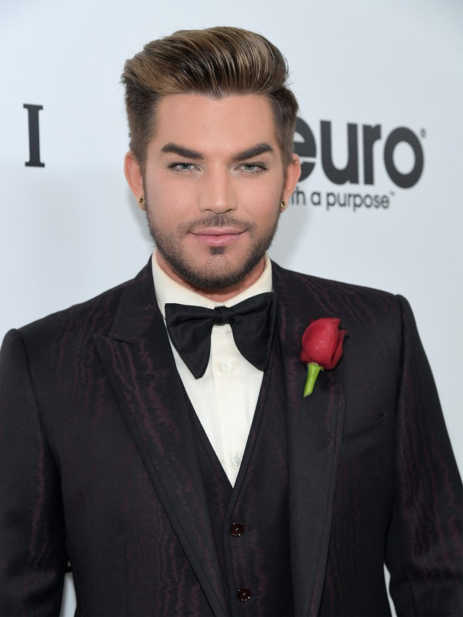 Most Stylish Men July 2017 winners - Adam Lambert at first place again