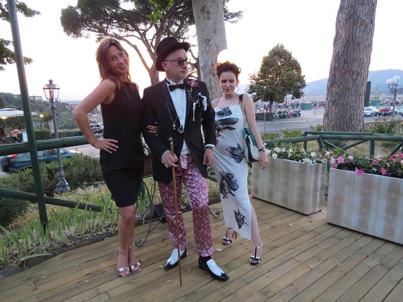 Mabro made a glamorous return at Pitti Uomo