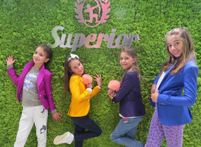 Richmart Junior Kids jackets
