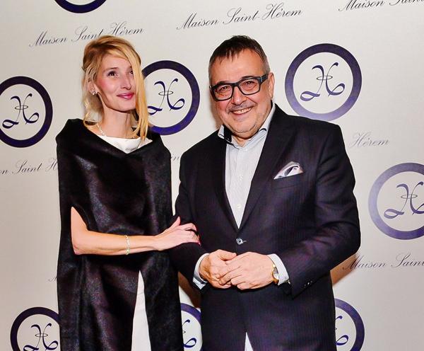 Габриела Колева официално представи новата си модна къща