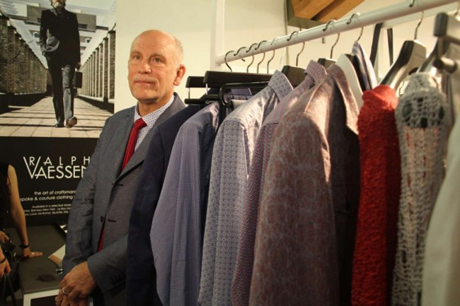A very special president, John Malkovich a new prize, the fashion smart creation prize an exclusive DJ Set by the Synapson Duo