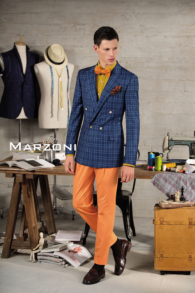 Bespoke suits by Manglani from Helsinki