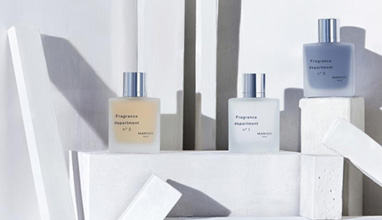 MANGO presents new line of men's fragrances