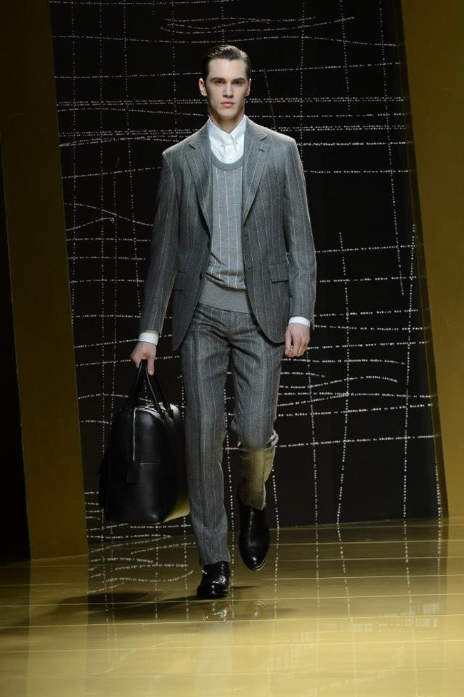 The travel suit for Autumn/Winter 2017