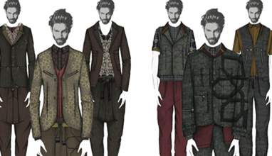 Study Fashion Design Menswear in Institute of Marangoni