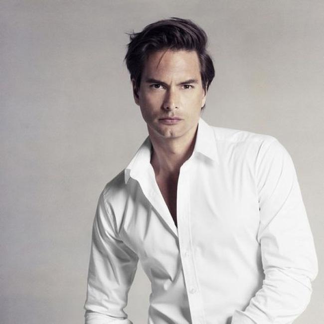 Marcus Schenkenberg - Swedish male model, singer and actor