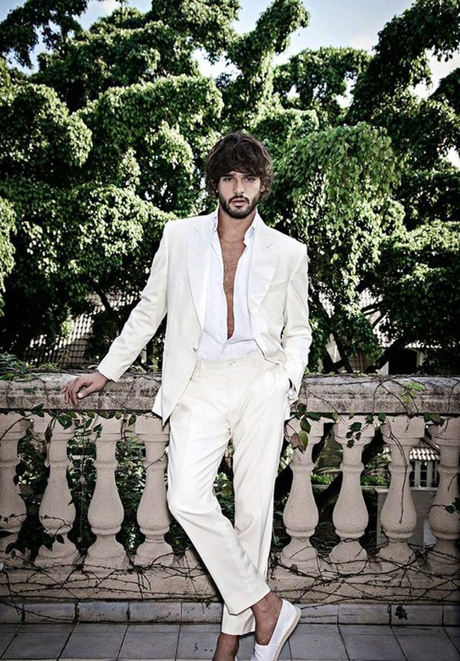 Marlon Teixeira - Brazilian male model ranked as Top Icons Men