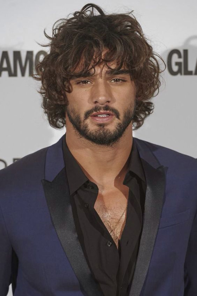 Marlon Teixeira - Brazilian male model ranked as Top Icons Men