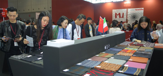 MILANO UNICA AND ICE AGENCY - United to promote Italian textiles