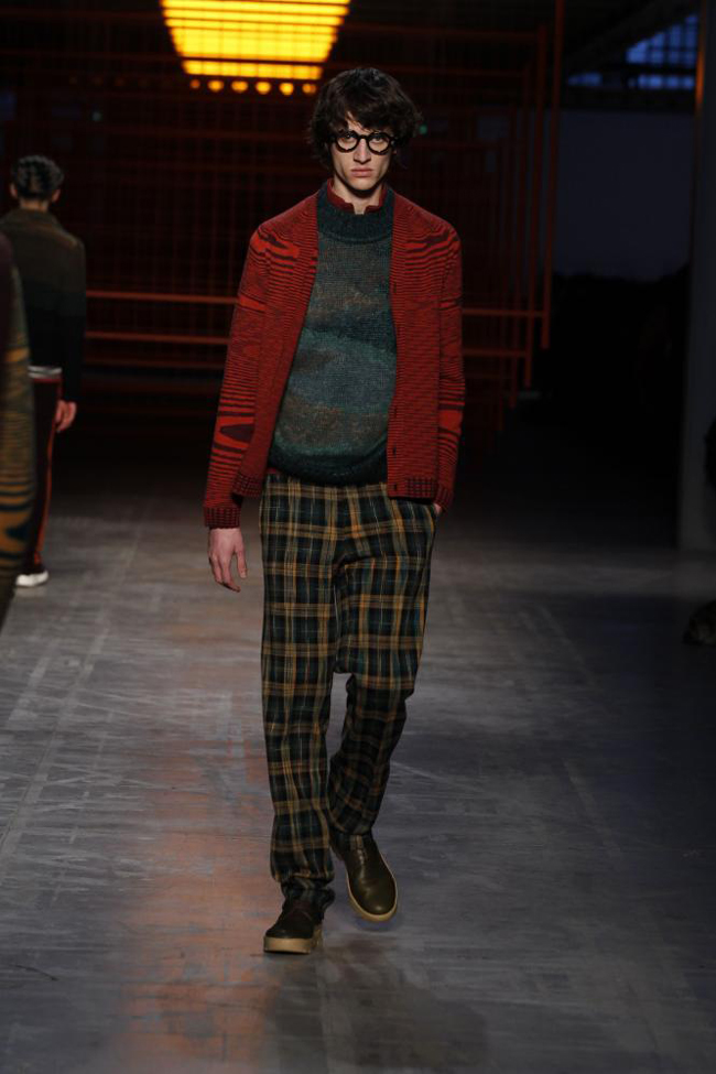 Missoni Winter 2017 collection