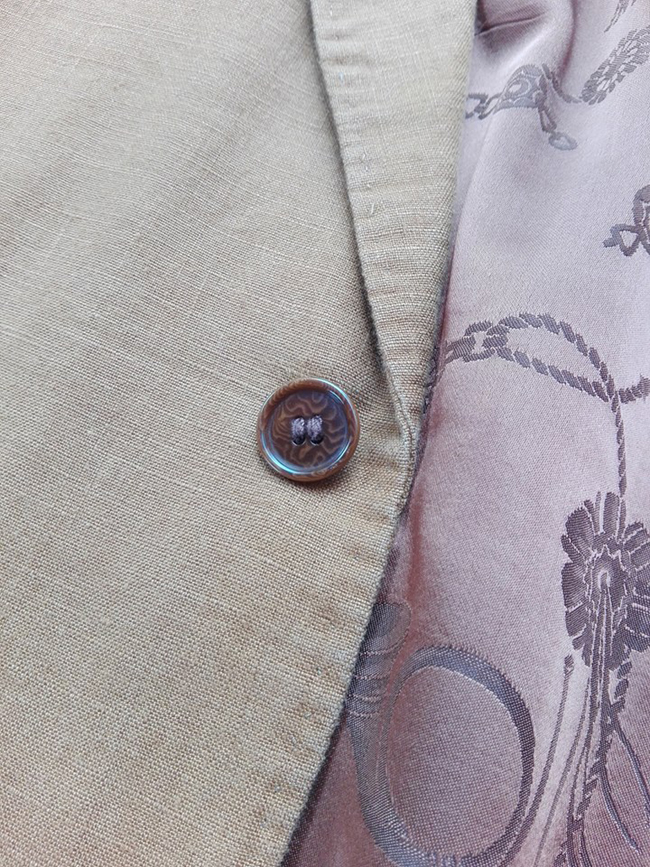 Italian handmade suits by Mode Coloniali