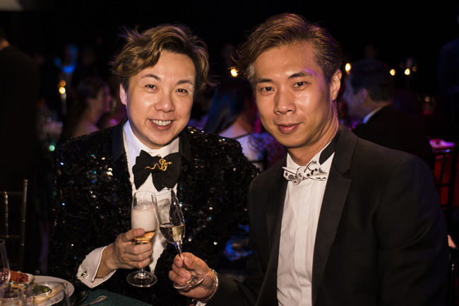 Moet Hennessy Reaffirms Global Partnership with  Annual amfAR Gala Hong Kong