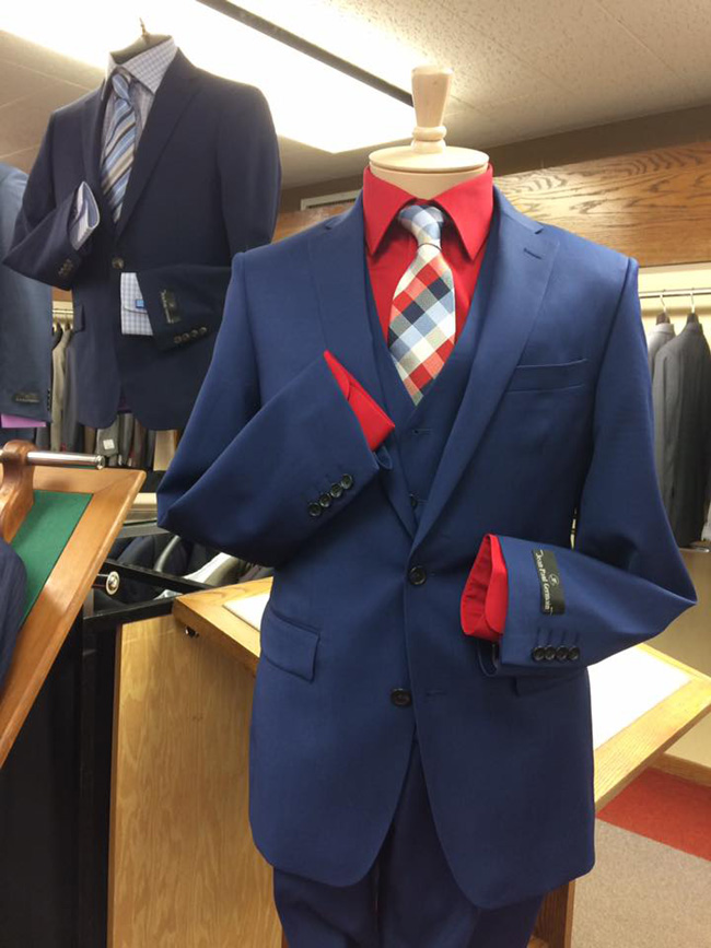 Popular custom tailors in Montana