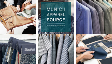 Munich Fabric Start presents Autumn/Winter 2018/2019 trends and pushes new trade fair and event formats