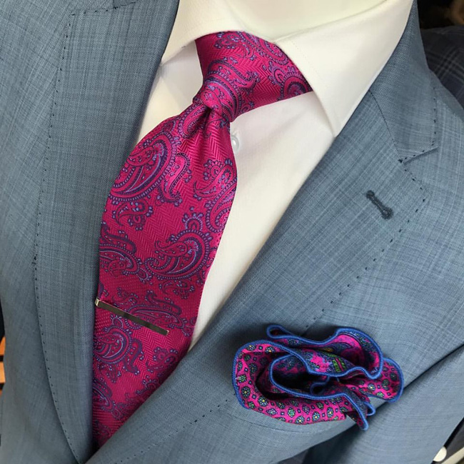 Popular custom tailors in New Jersey