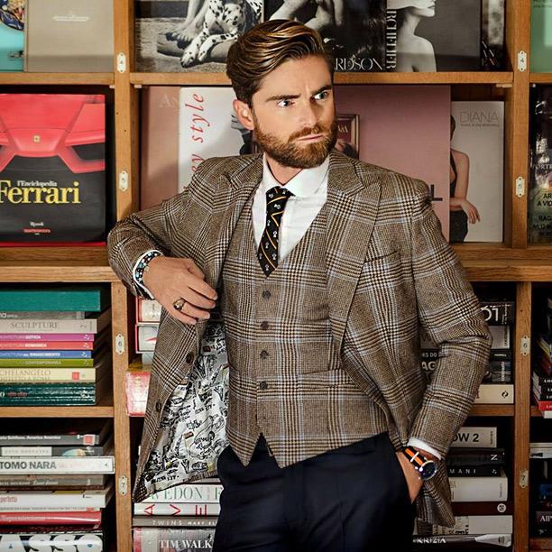 Suit manufacturing