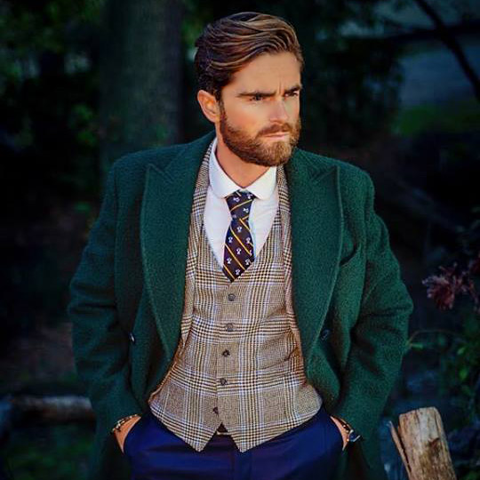 Winter fashion trends for the stylish man