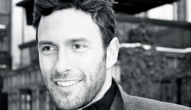 Noah Mills - Canadian model and actor