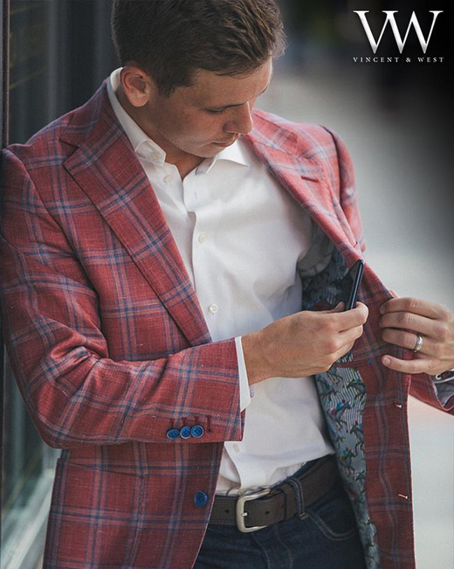 Popular custom tailors in Ohio