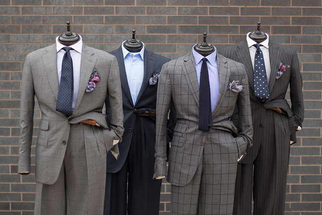 Popular custom tailors in Oklahoma