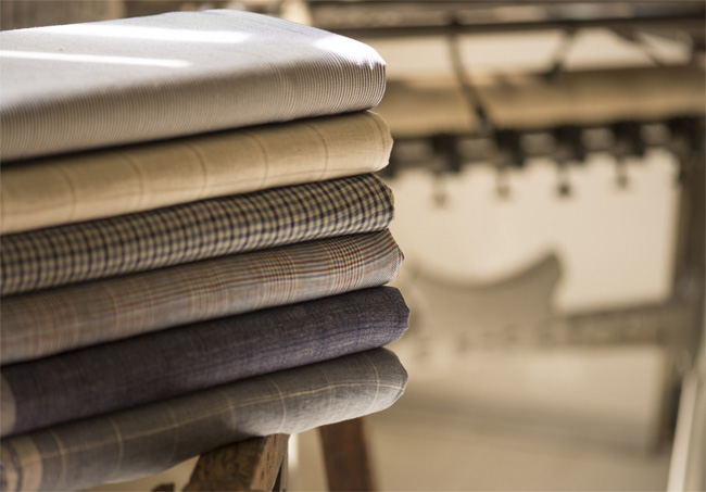 Lanificio Fratelli Ormezzano - exclusive fabrics since 1924