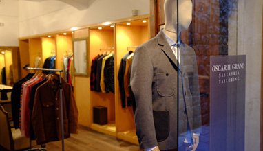 Oscar H. Grand - Barcelona based custom tailor