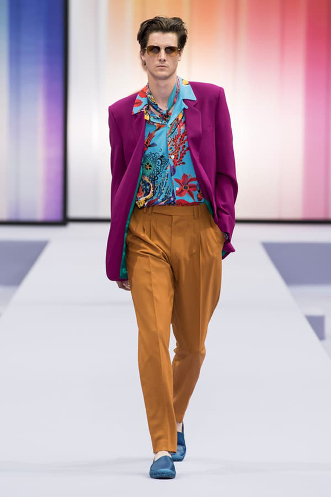 Paul Smith Spring/Summer 2018 collection