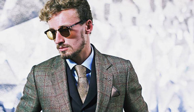 Pieter Petros - bespoke suits with Belgian origin