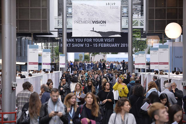Premiere Vision announces the launch of its new marketplace in 2018