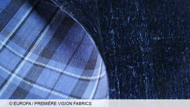 Premiere Vision Paris presented the highlights in menswear