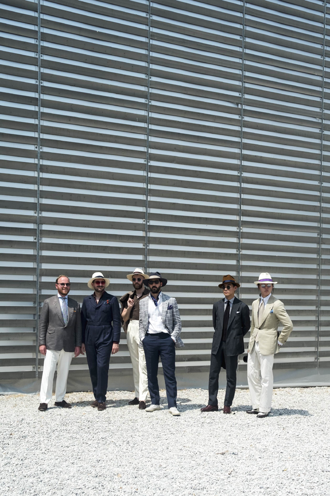 Private White V.C. presented Spring/Summer 2018 at Pitti Uomo 92