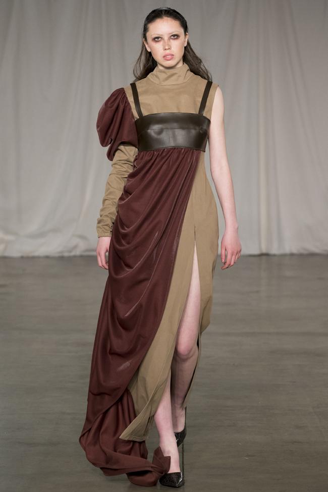 Regent's Final Year fashion designs wow capacity crowd