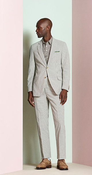 Richard James Spring/Summer 2018 collection
