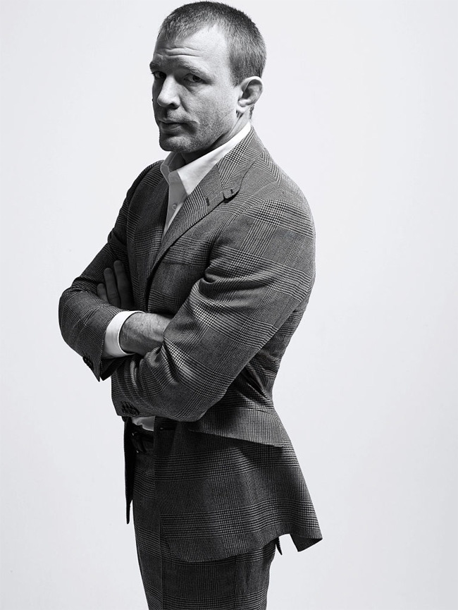 Celebrities' style:Guy Ritchie