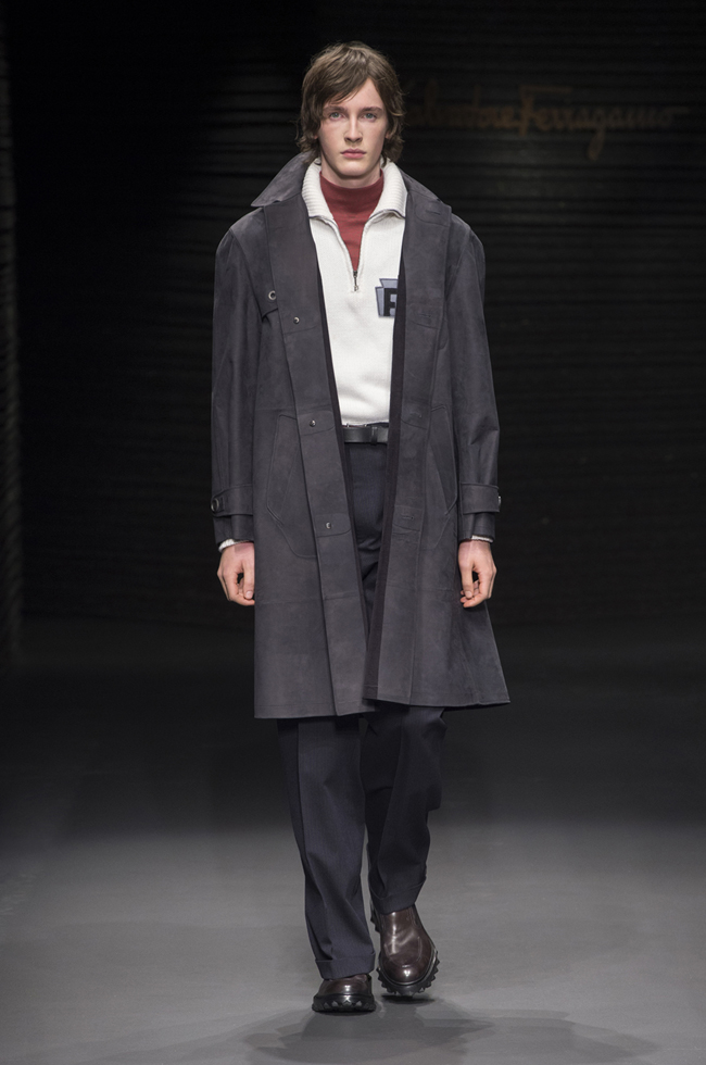 Salvatore Ferragamo Fall/Winter 2017-2018 collection